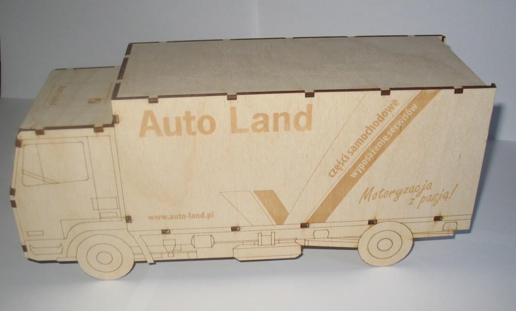 samochód Auto Land